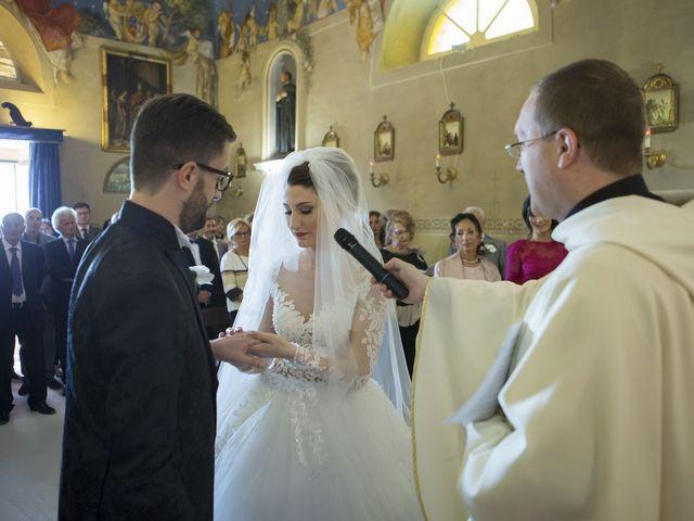 Il matrimonio di Marco e Erica a Torre San Patrizio, Fermo 43