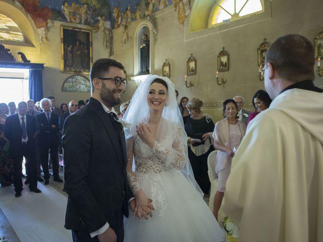 Il matrimonio di Marco e Erica a Torre San Patrizio, Fermo 44