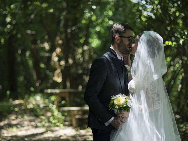 Il matrimonio di Marco e Erica a Torre San Patrizio, Fermo 46