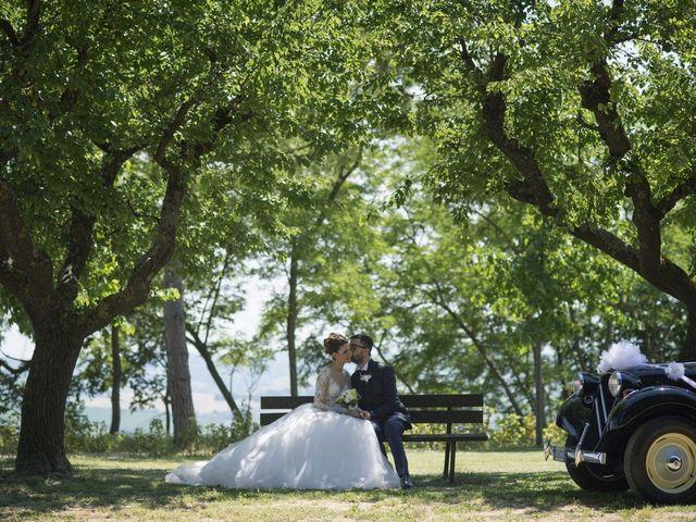 Il matrimonio di Marco e Erica a Torre San Patrizio, Fermo 49