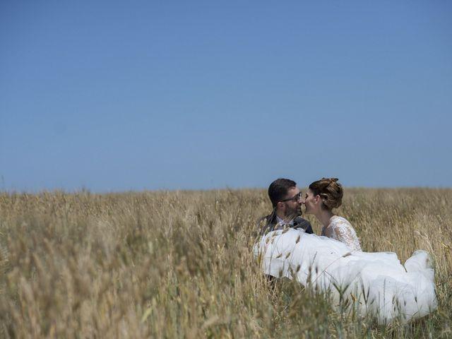Il matrimonio di Marco e Erica a Torre San Patrizio, Fermo 55