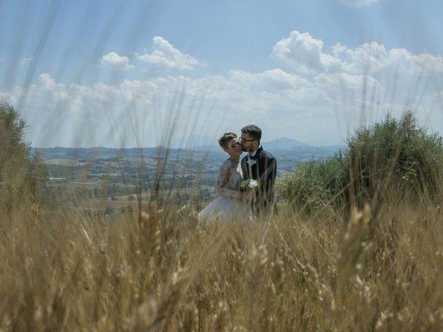 Il matrimonio di Marco e Erica a Torre San Patrizio, Fermo 56