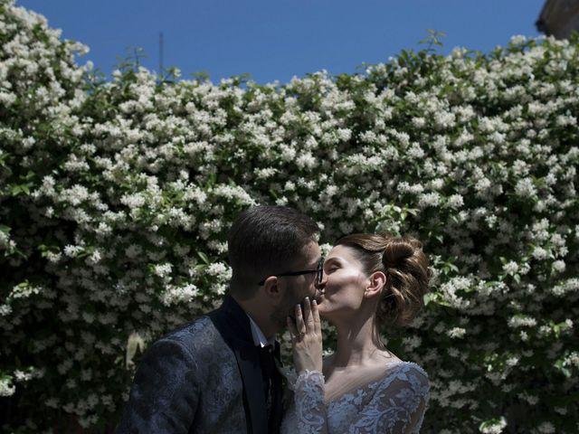 Il matrimonio di Marco e Erica a Torre San Patrizio, Fermo 57