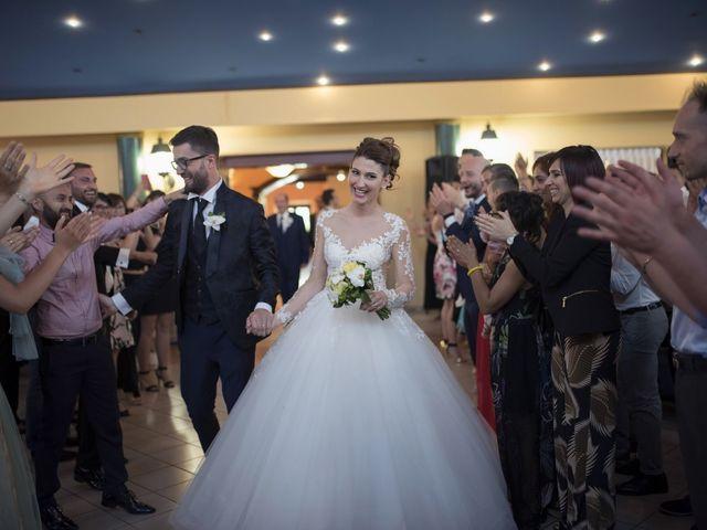 Il matrimonio di Marco e Erica a Torre San Patrizio, Fermo 58