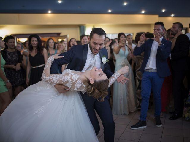 Il matrimonio di Marco e Erica a Torre San Patrizio, Fermo 62