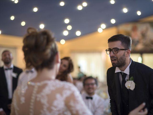 Il matrimonio di Marco e Erica a Torre San Patrizio, Fermo 64
