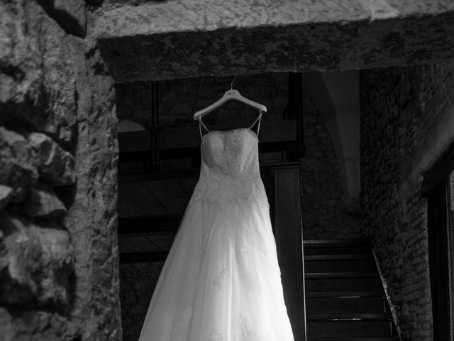 Il matrimonio di Vince e Francesca a Nerola, Roma 3