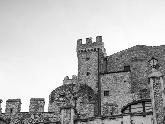 Il matrimonio di Vince e Francesca a Nerola, Roma 5