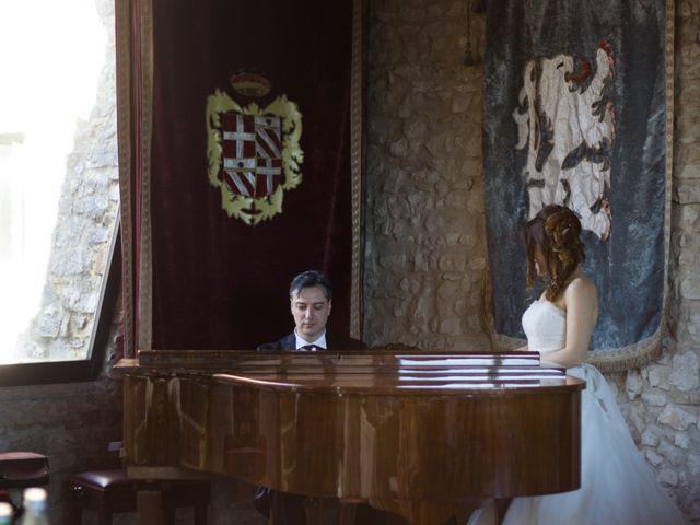 Il matrimonio di Vince e Francesca a Nerola, Roma 6