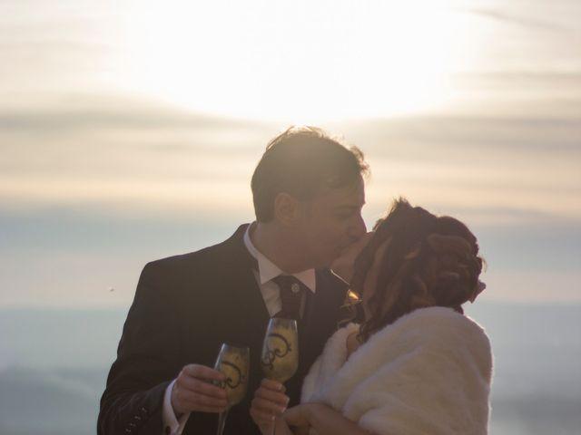Il matrimonio di Vince e Francesca a Nerola, Roma 7