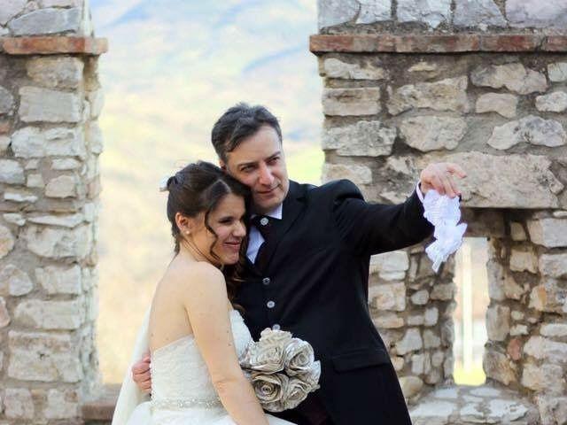 Il matrimonio di Vince e Francesca a Nerola, Roma 8