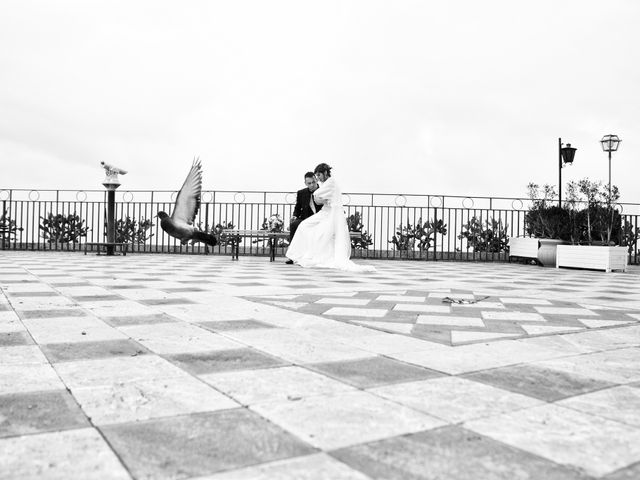 Il matrimonio di Giorgio e Cristina a Taormina, Messina 9