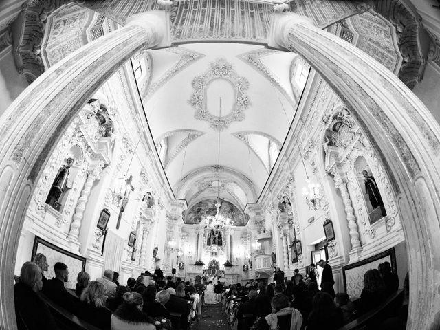 Il matrimonio di Giorgio e Cristina a Taormina, Messina 24