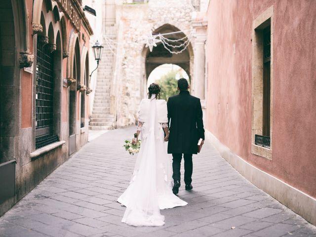 Il matrimonio di Giorgio e Cristina a Taormina, Messina 26