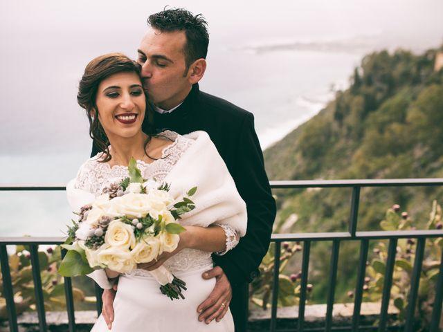 Il matrimonio di Giorgio e Cristina a Taormina, Messina 42