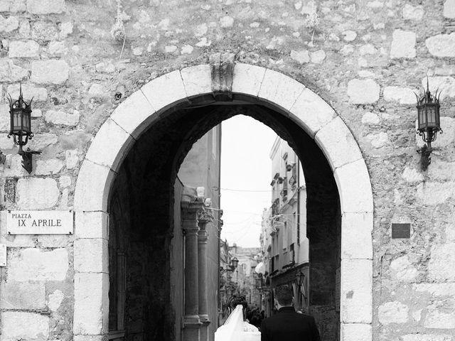 Il matrimonio di Giorgio e Cristina a Taormina, Messina 43