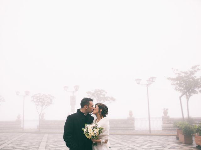 Il matrimonio di Giorgio e Cristina a Taormina, Messina 45