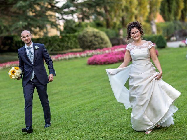 Il matrimonio di Massimo e Alessia a Carvico, Bergamo 1