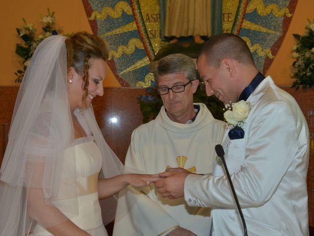 Il matrimonio di Luca e Elena a Barengo, Novara 5