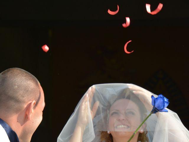 Il matrimonio di Luca e Elena a Barengo, Novara 7