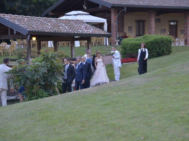 Il matrimonio di Luca e Elena a Barengo, Novara 8