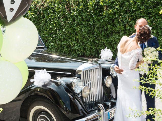 le nozze di Marina e Calogero