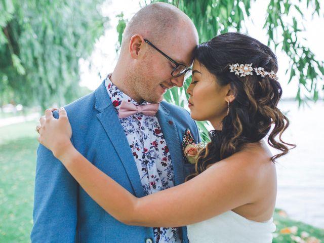 Il matrimonio di Robert e Alynah a Torino, Torino 2