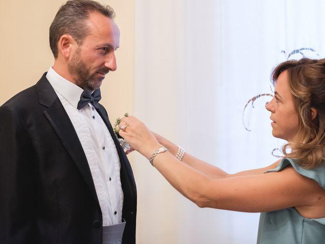 Il matrimonio di Miguel e Marta a Gualdo Cattaneo, Perugia 7