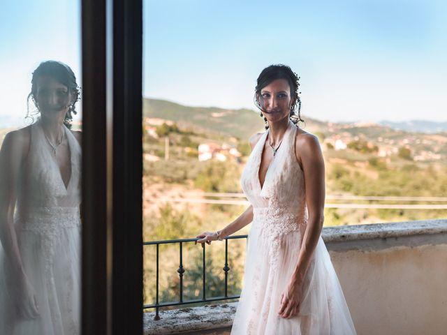 Il matrimonio di Miguel e Marta a Gualdo Cattaneo, Perugia 13