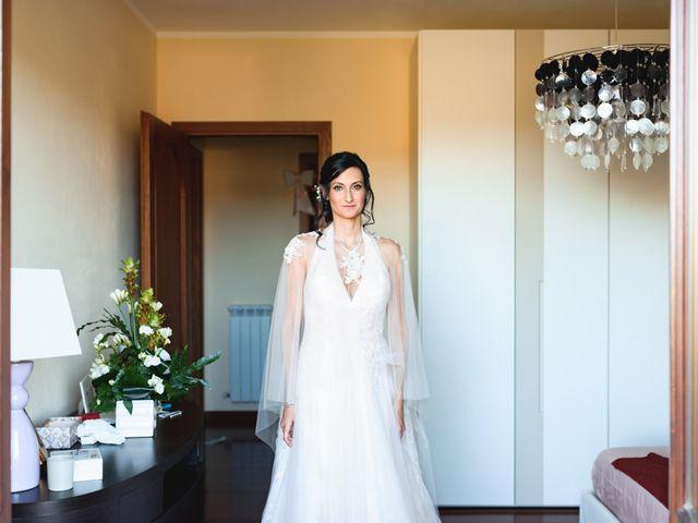 Il matrimonio di Miguel e Marta a Gualdo Cattaneo, Perugia 14