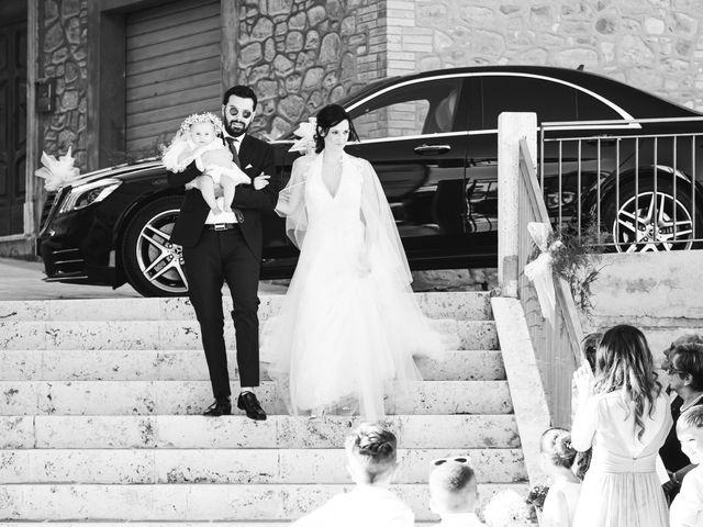 Il matrimonio di Miguel e Marta a Gualdo Cattaneo, Perugia 16
