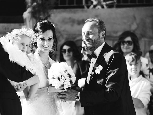 Il matrimonio di Miguel e Marta a Gualdo Cattaneo, Perugia 17
