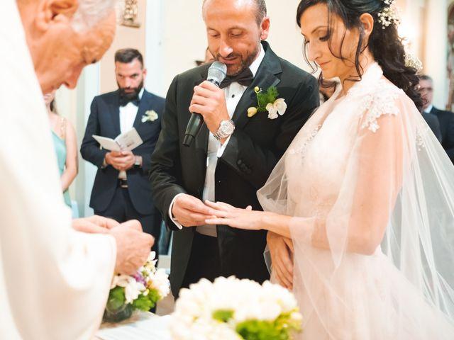 Il matrimonio di Miguel e Marta a Gualdo Cattaneo, Perugia 20