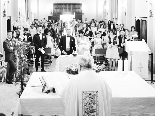 Il matrimonio di Miguel e Marta a Gualdo Cattaneo, Perugia 22