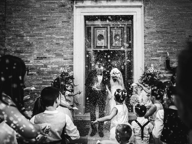 Il matrimonio di Miguel e Marta a Gualdo Cattaneo, Perugia 24