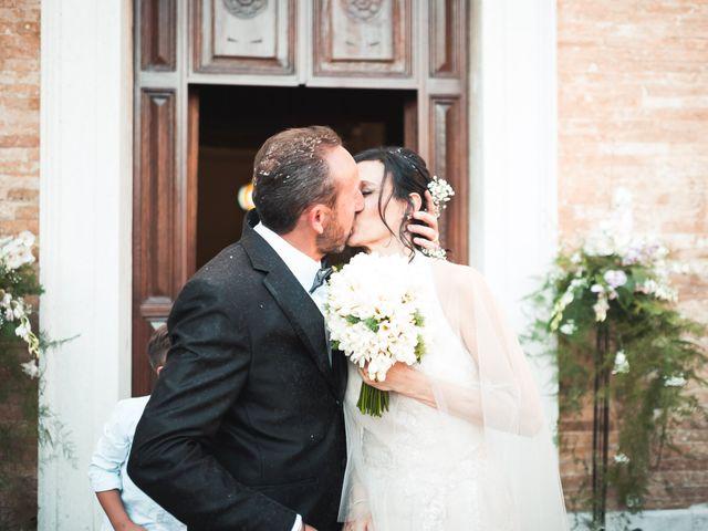 Il matrimonio di Miguel e Marta a Gualdo Cattaneo, Perugia 25