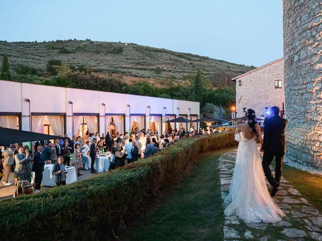 Il matrimonio di Miguel e Marta a Gualdo Cattaneo, Perugia 27