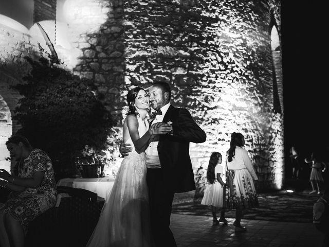 Il matrimonio di Miguel e Marta a Gualdo Cattaneo, Perugia 32