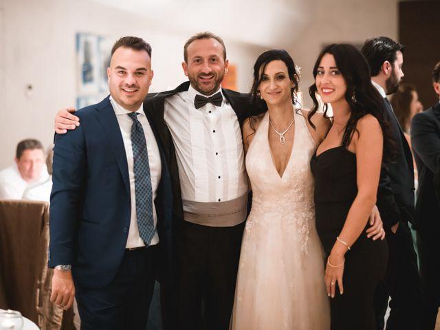Il matrimonio di Miguel e Marta a Gualdo Cattaneo, Perugia 36