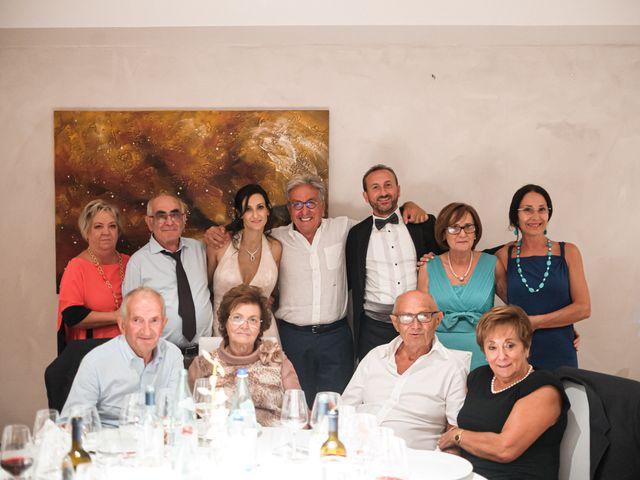 Il matrimonio di Miguel e Marta a Gualdo Cattaneo, Perugia 41