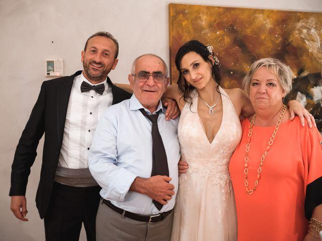 Il matrimonio di Miguel e Marta a Gualdo Cattaneo, Perugia 42