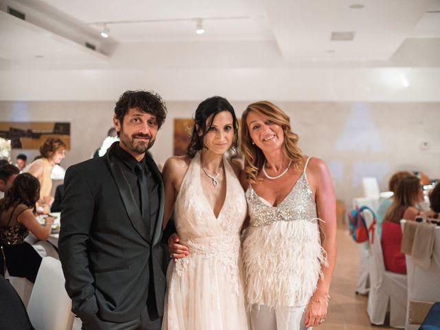 Il matrimonio di Miguel e Marta a Gualdo Cattaneo, Perugia 46