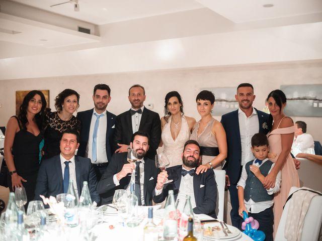 Il matrimonio di Miguel e Marta a Gualdo Cattaneo, Perugia 55