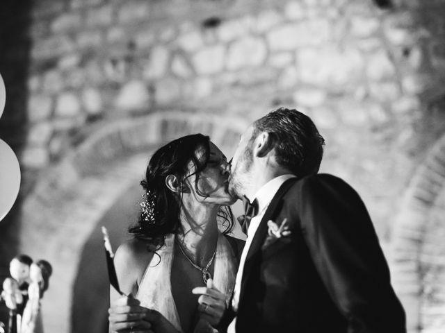 Il matrimonio di Miguel e Marta a Gualdo Cattaneo, Perugia 59