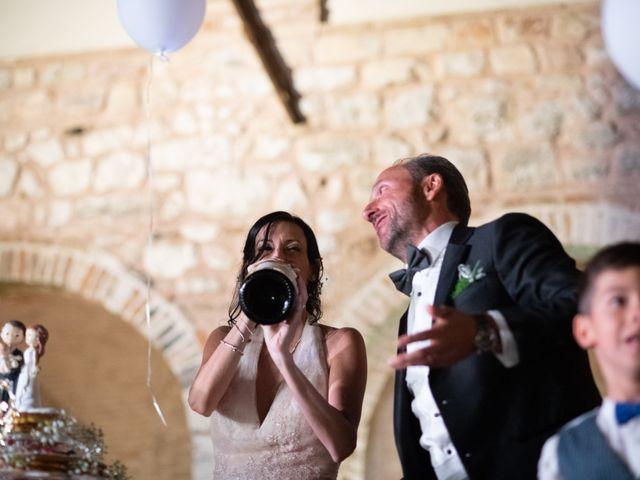 Il matrimonio di Miguel e Marta a Gualdo Cattaneo, Perugia 61
