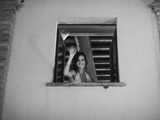 Il matrimonio di Miguel e Marta a Gualdo Cattaneo, Perugia 71