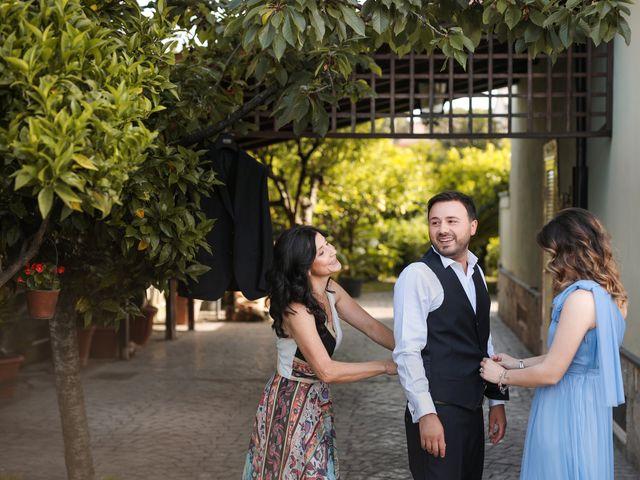 Il matrimonio di Mario e Vanessa a Capua, Caserta 12