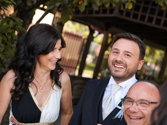 Il matrimonio di Mario e Vanessa a Capua, Caserta 33