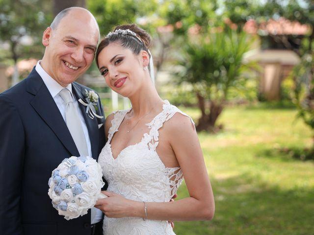 Il matrimonio di Mario e Vanessa a Capua, Caserta 84
