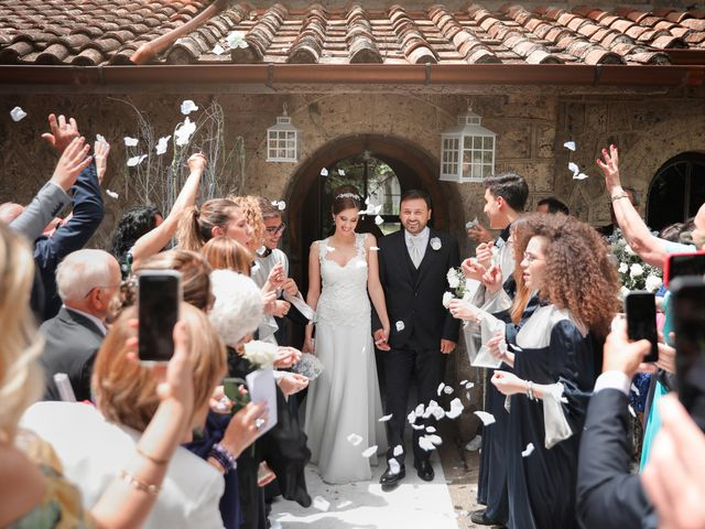 Il matrimonio di Mario e Vanessa a Capua, Caserta 114